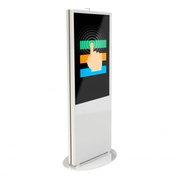 "Totem multimediale touch 43"" Èlite"