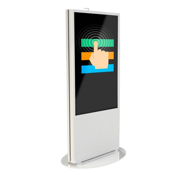"""Totem multimediale touch 65"""" Èlite"""