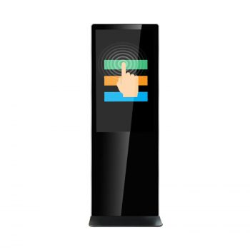 "Totem Touch 43"" Moai Ultra Slim"