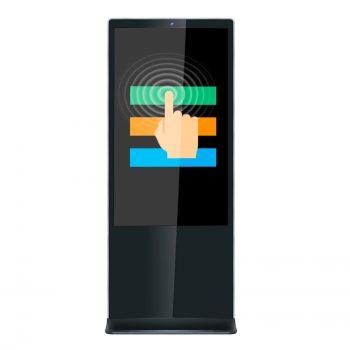"Totem Touch 55"" Moai Ultra Slim"
