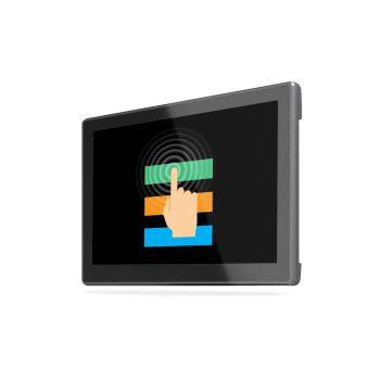 "Monitor Moai Touch 8.9"""