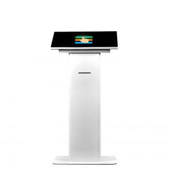 Kiosk touch Q-line con stampante