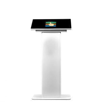 Kiosk touch Q-line