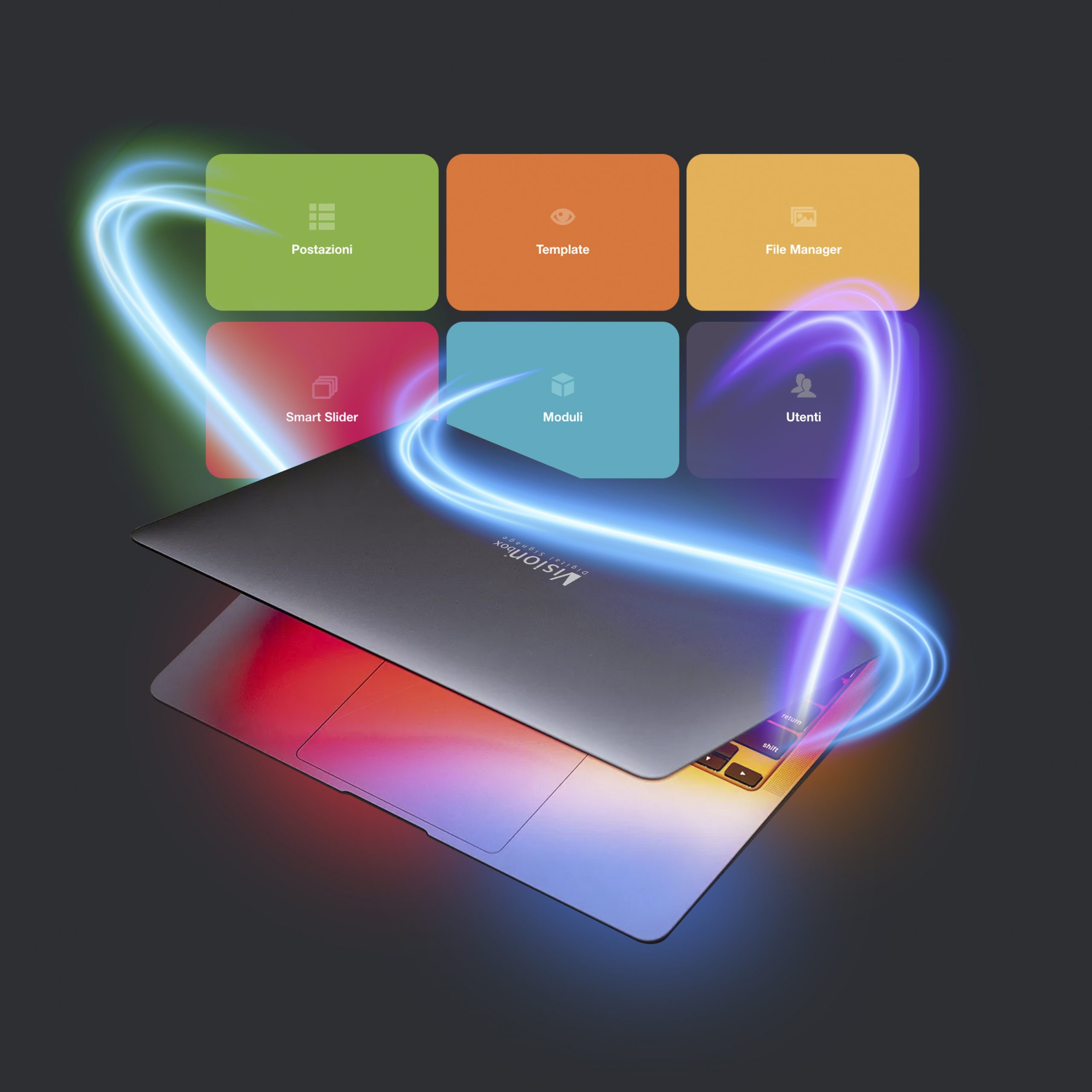 Visionbox Digital Signage